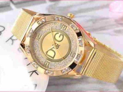 Złoty zegarek Damski śląskie  za 9 zł Kup teraz