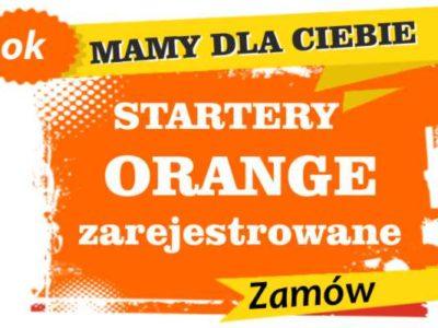 Sprzedam zarejestrowane karty sim orange Wyrzysk  zadzwoń 887 332 665