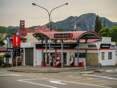 Stacja benzynowa Mogilno